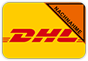 DHL cash on delivery