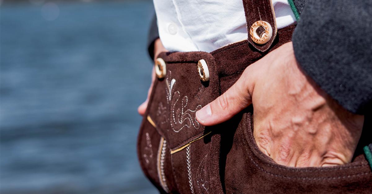 Die kleine Lederkunde: Das Wichtigste für den Lederhosenkauf