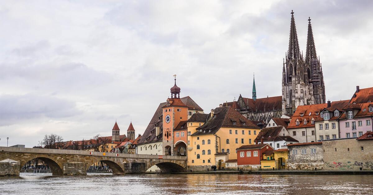 Dahoam in Regensburg