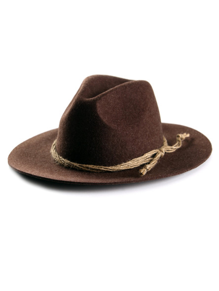 Bavarian hat men H2-043 brown