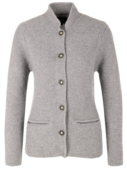 Bavarian cardigan Antonia (gray)