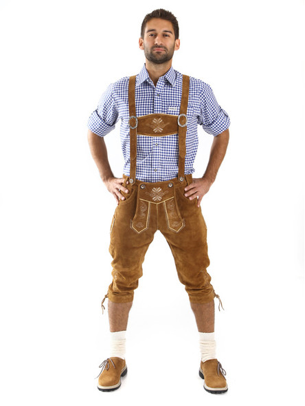 Bavarian costume set Bavaria 5-piece