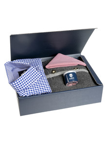 Almbock Traditionsbox Herren - Bayrisches Gwand