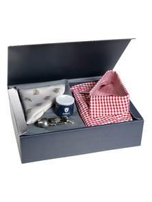 Almbock Traditionsbox Herren - Schmieserl