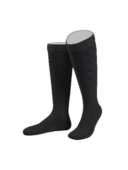 Bavarian costume socks (black)